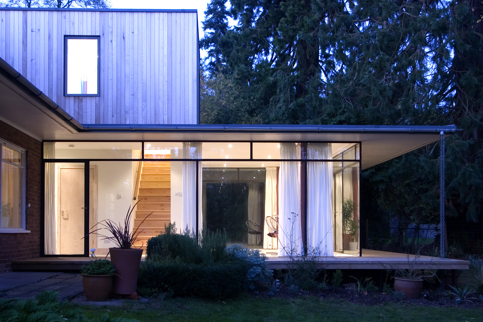 Wood award house, Herefordshire