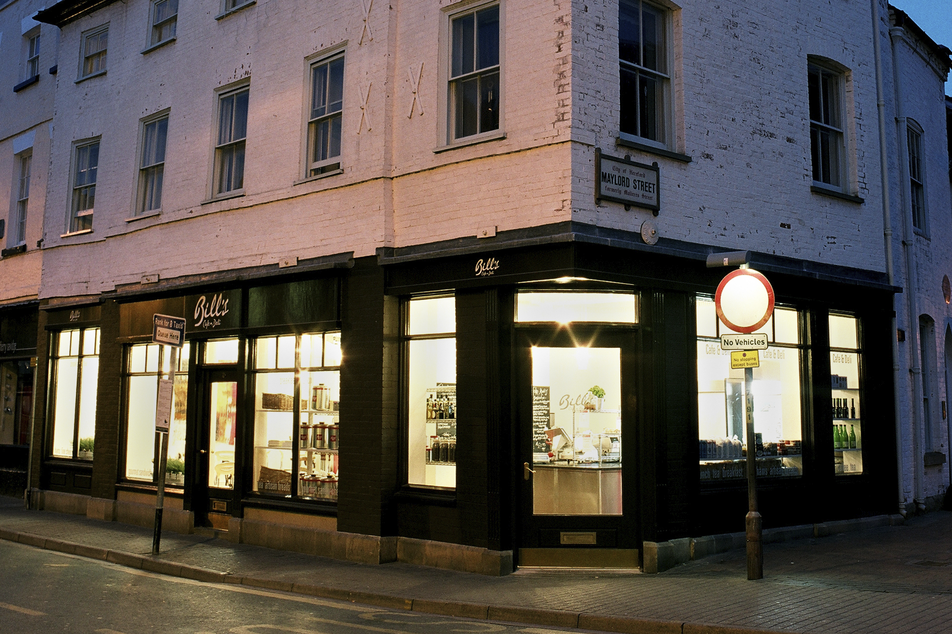 Bills Cafe Herefordshire