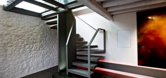Canwood Gallery Staircase by Thomas Forge
