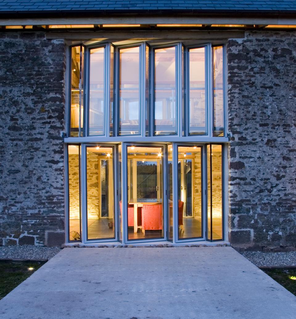 Grand Designs House, Hillcott Barn,