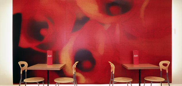 Bills cafe brand design