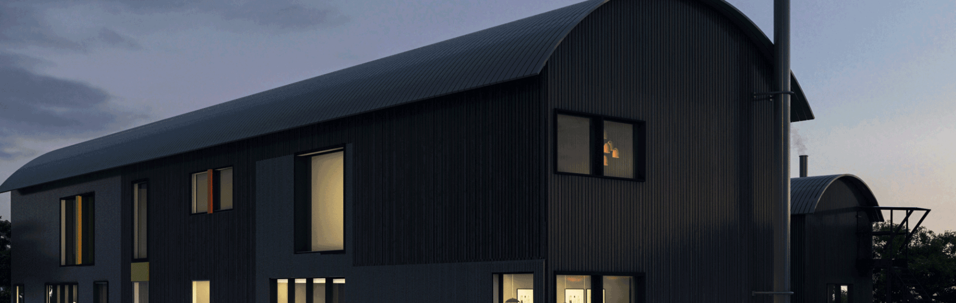 Dutch Barn conversion Herefordshire