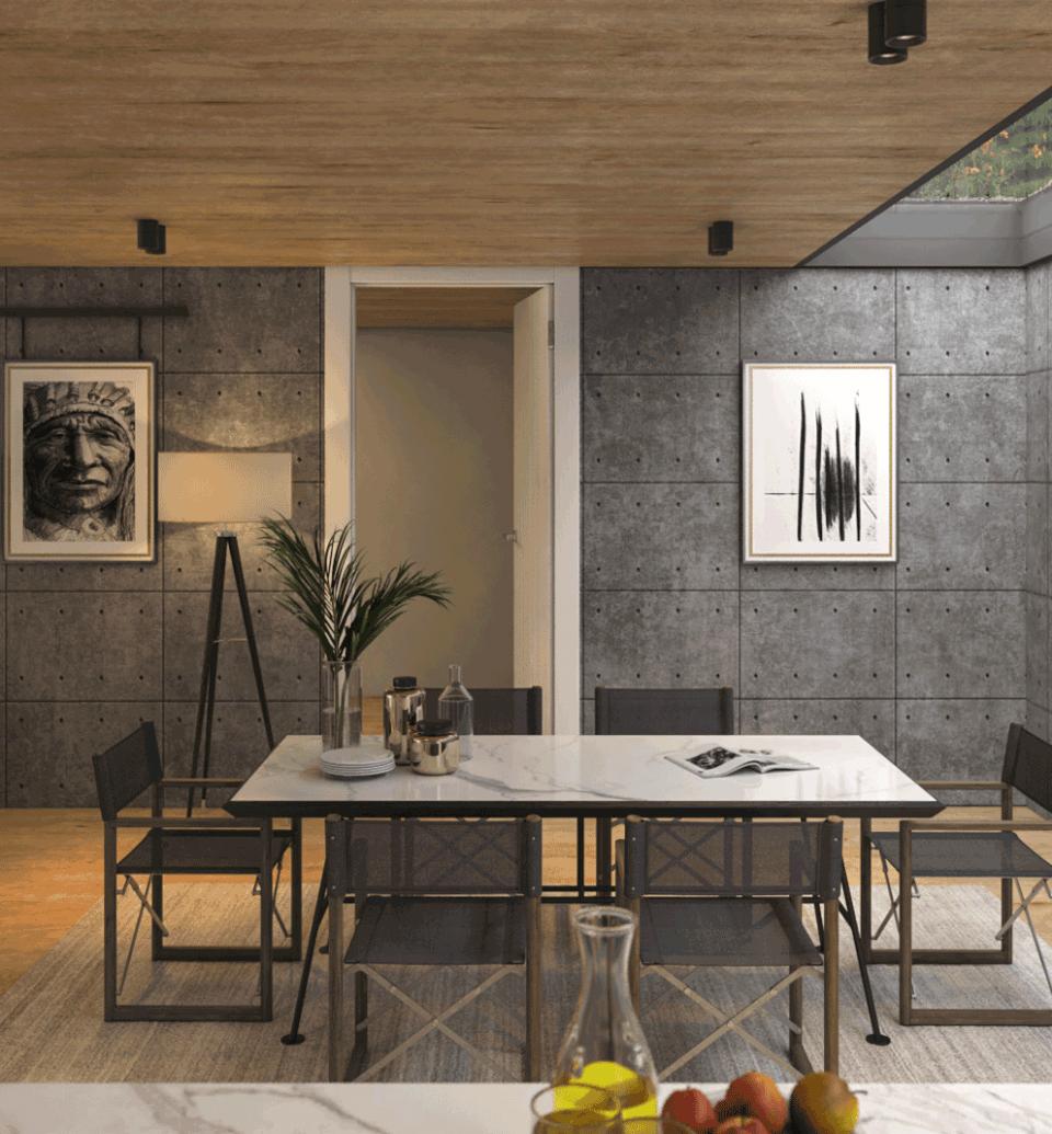 Low budget Grand Designs Interior 02